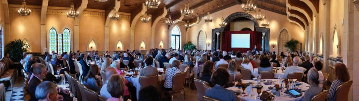 Luxury Real Estate Conference Photography